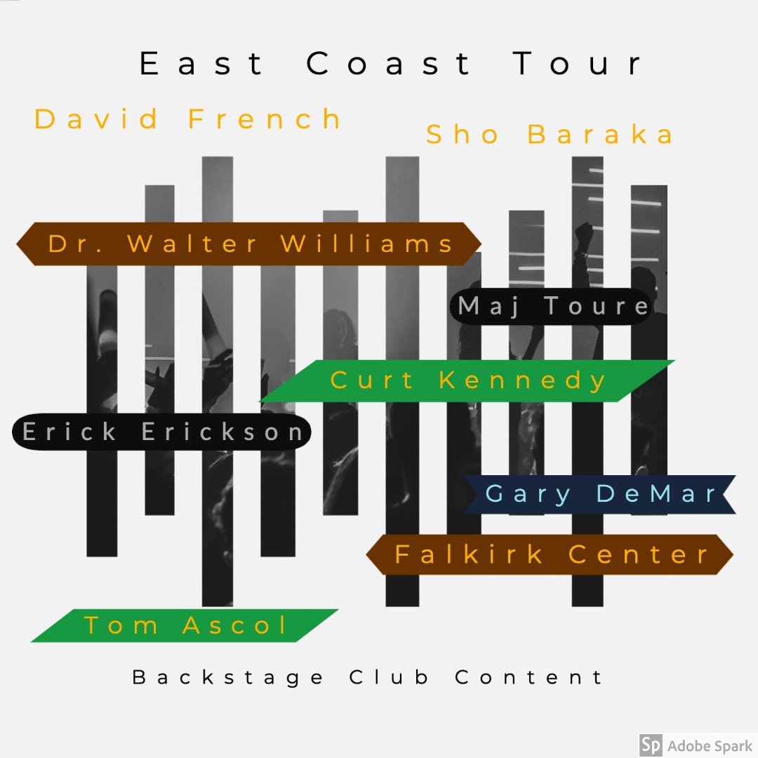 East Coast Tour